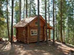 31 Affordable Log Cabin Homes Ideas