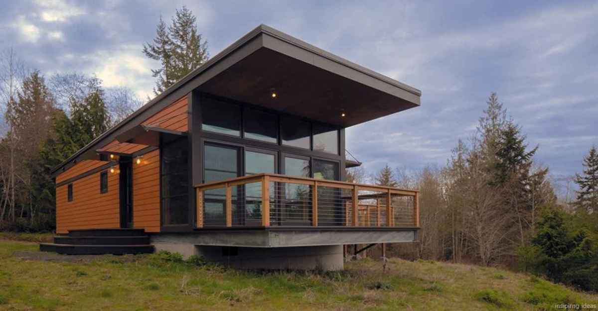33 Affordable Log Cabin Homes Ideas