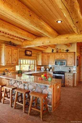 52 Affordable Log Cabin Homes Ideas