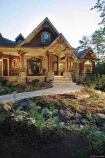 60 Affordable Log Cabin Homes Ideas