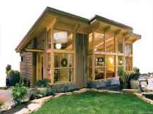 71 Affordable Log Cabin Homes Ideas