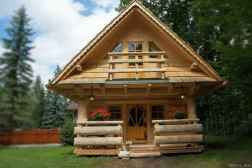 80 Affordable Log Cabin Homes Ideas