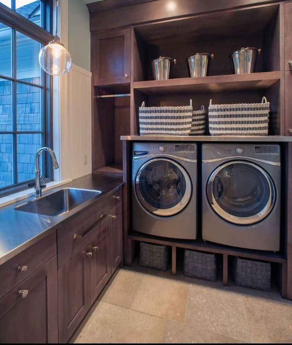 90 Awesome Laundry Room Design and Organization Ideas 01