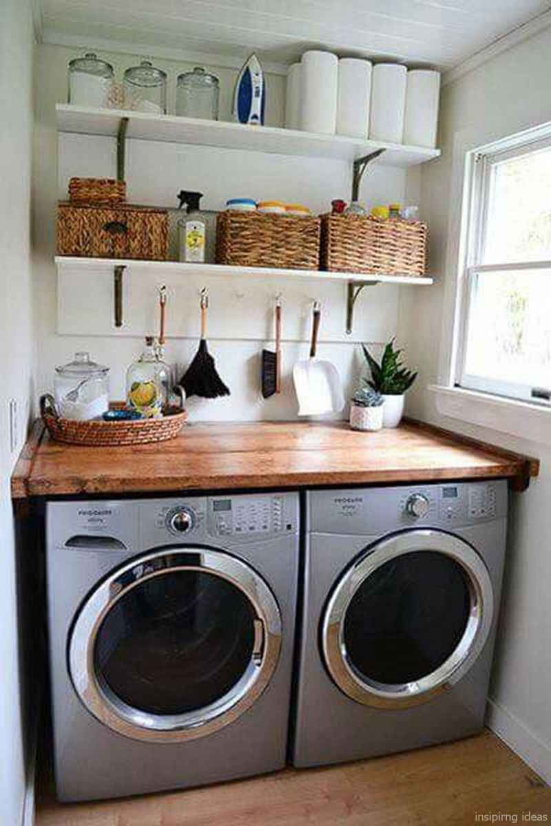 90 Awesome Laundry Room Design and Organization Ideas 04