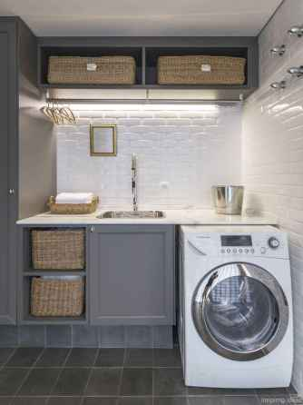 90 Awesome Laundry Room Design and Organization Ideas 51