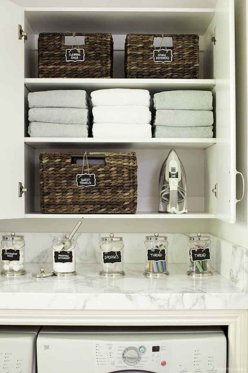 90 Awesome Laundry Room Design and Organization Ideas 60