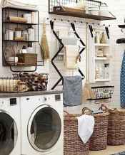 90 Awesome Laundry Room Design and Organization Ideas 76