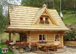 91 Affordable Log Cabin Homes Ideas