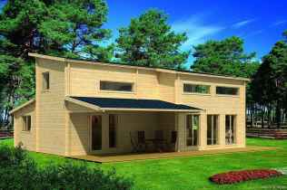 94 Affordable Log Cabin Homes Ideas