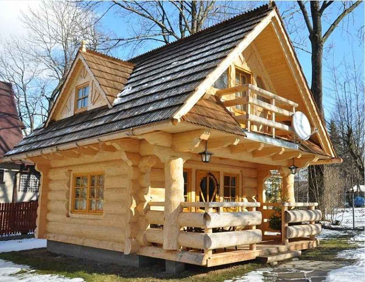 97 Affordable Log Cabin Homes Ideas