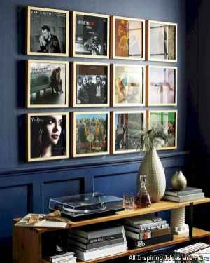 Creative Gallery Wall Ideas 13 for Living Room