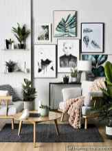 Creative Gallery Wall Ideas 20 for Living Room
