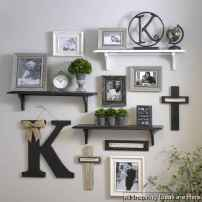 Creative Gallery Wall Ideas 36 for Living Room