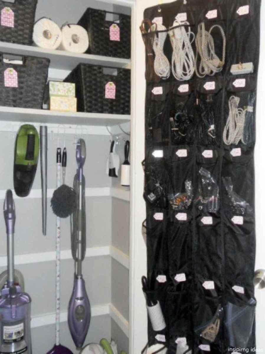 Genius Cleaning Supply Closet Organization Ideas 03