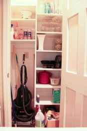 Genius Cleaning Supply Closet Organization Ideas 08