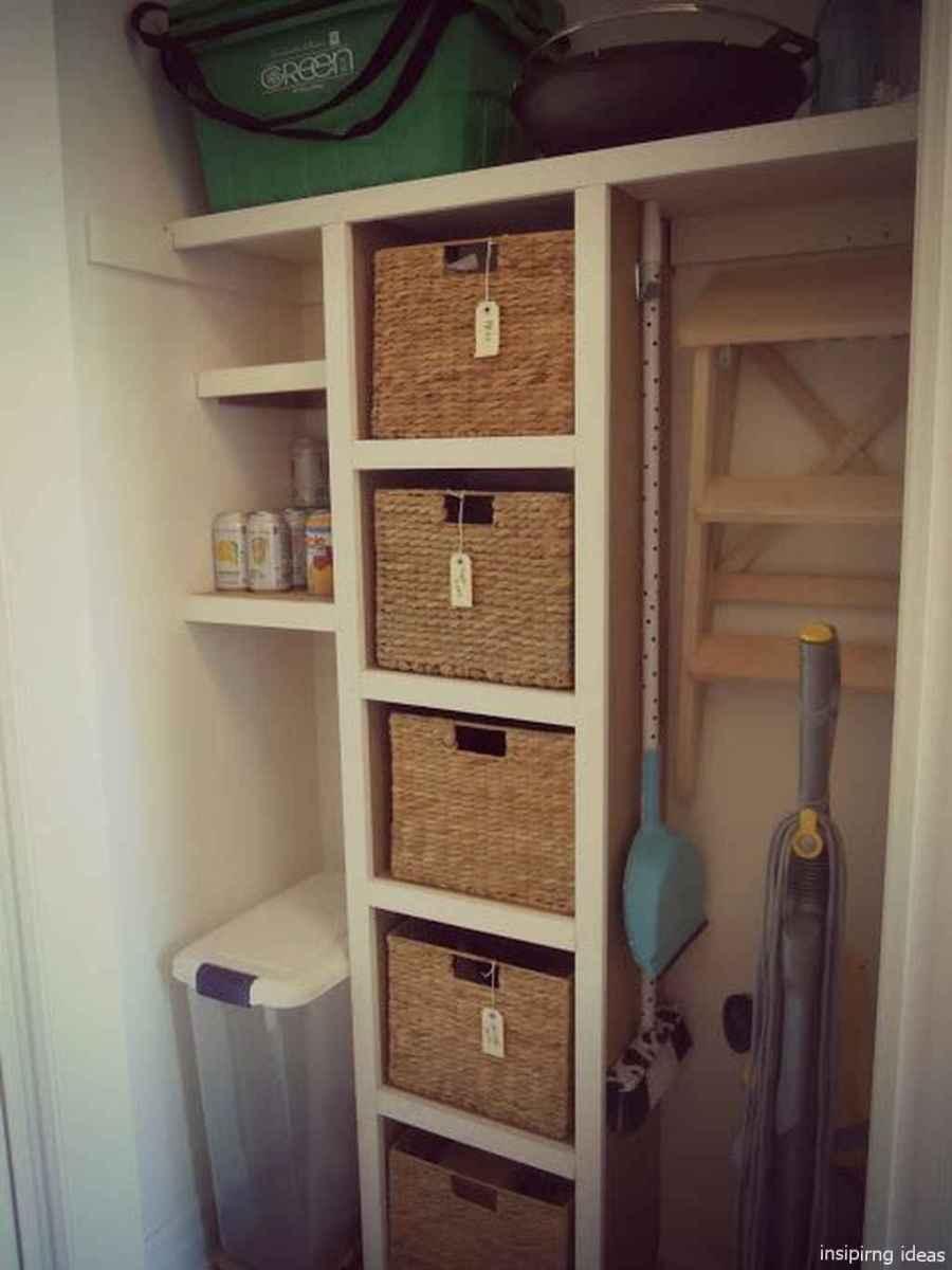 Genius Cleaning Supply Closet Organization Ideas 25