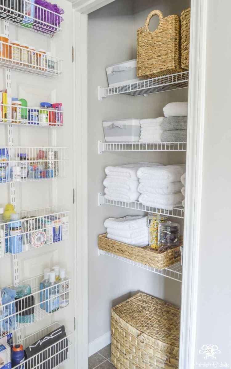 Genius Cleaning Supply Closet Organization Ideas 31