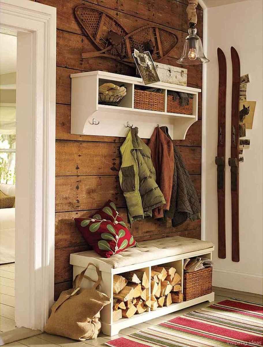 Rustic DIY Storage Bench Ideas 22