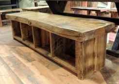 Rustic DIY Storage Bench Ideas 28