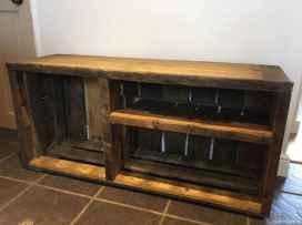 Rustic DIY Storage Bench Ideas 45
