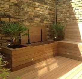 Rustic DIY Storage Bench Ideas 75