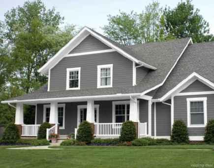 03 Incredible Modern Farmhouse Exterior Color Ideas