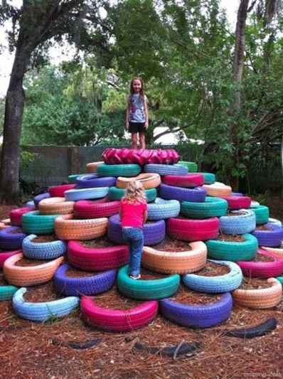 08 Backyard Playground Design Ideas
