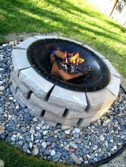100+ Cheap Backyard Fire Pits Design 105
