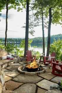 100+ Cheap Backyard Fire Pits Design 88