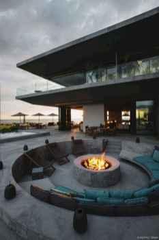 100+ Cheap Backyard Fire Pits Design 93