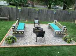 100+ Cheap Backyard Fire Pits Design 95