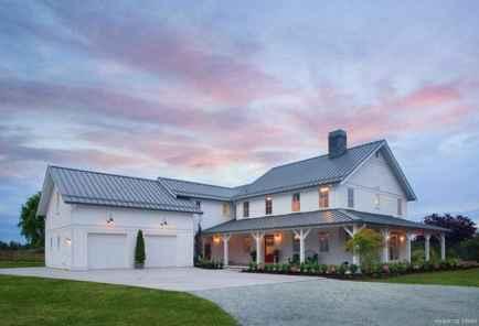 22 Incredible Modern Farmhouse Exterior Color Ideas