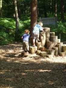 26 Backyard Playground Design Ideas