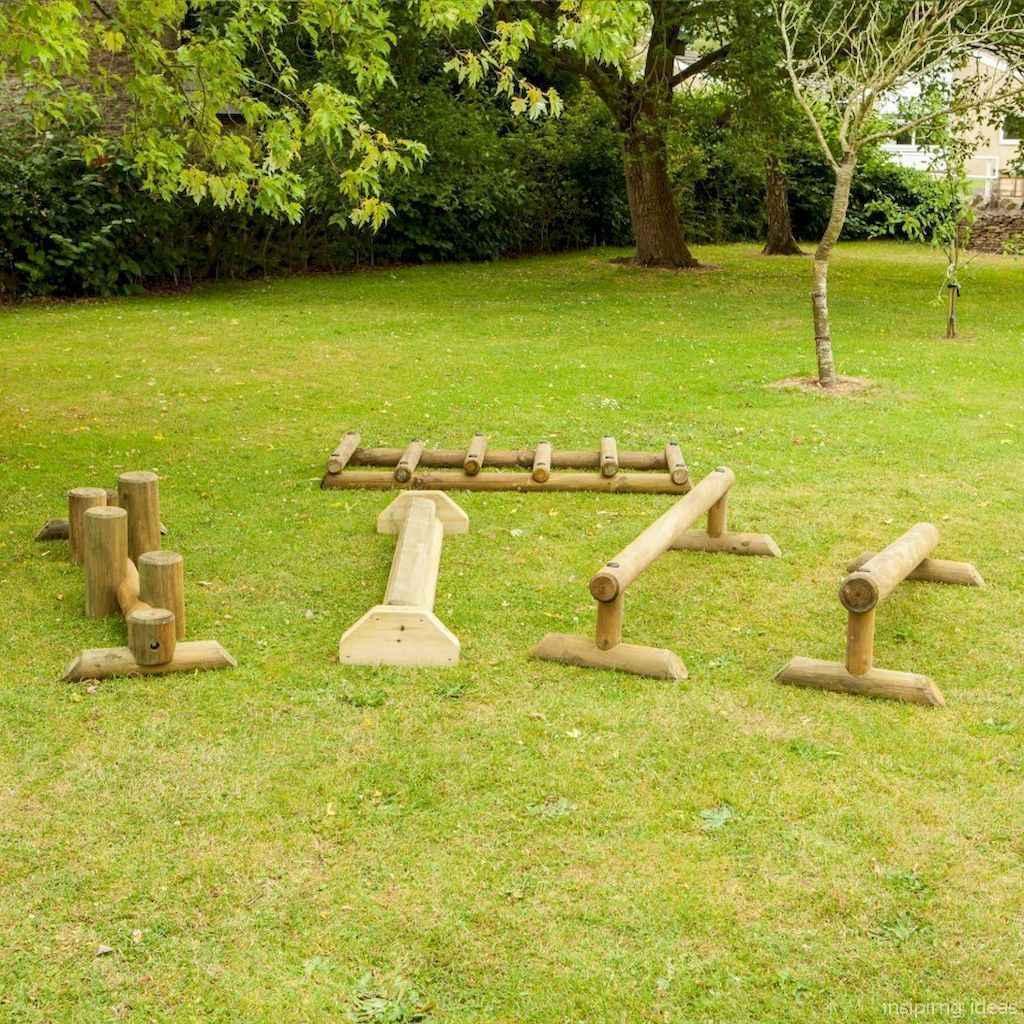 34 Backyard Playground Design Ideas