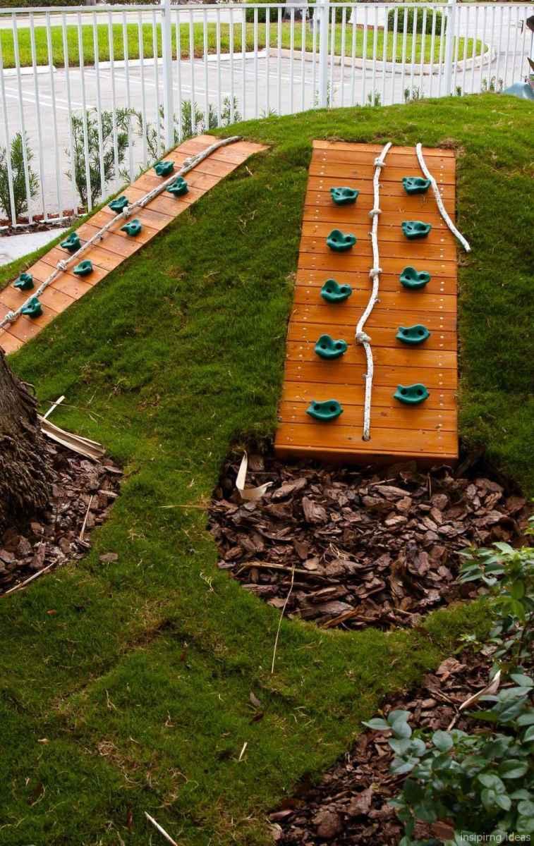 42 Backyard Playground Design Ideas