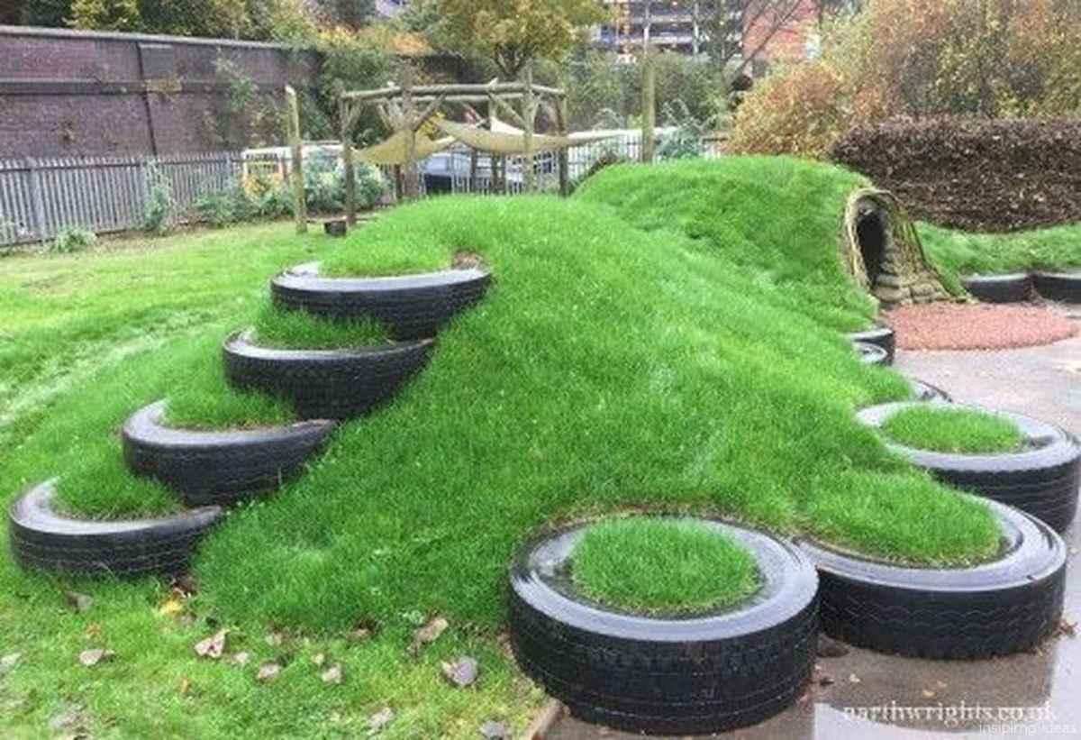 43 Backyard Playground Design Ideas - Lovelyving