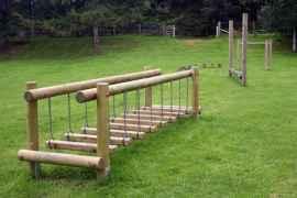 44 Backyard Playground Design Ideas