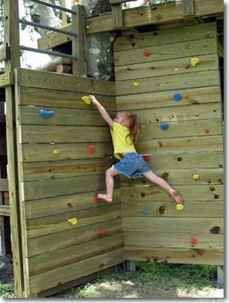 47 Backyard Playground Design Ideas
