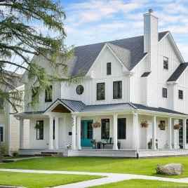 51 Incredible Modern Farmhouse Exterior Color Ideas