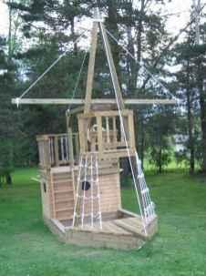 53 Backyard Playground Design Ideas