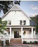 58 Incredible Modern Farmhouse Exterior Color Ideas