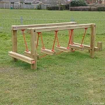 59 Backyard Playground Design Ideas