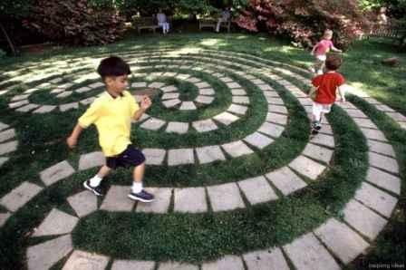 70 Backyard Playground Design Ideas