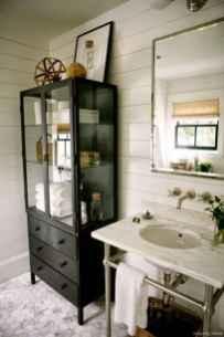 77 Fabulous Modern Farmhouse Bathroom Tile Ideas 57