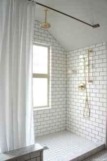 77 Fabulous Modern Farmhouse Bathroom Tile Ideas 71