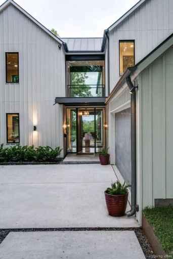 85 Incredible Modern Farmhouse Exterior Color Ideas