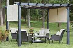 Fabulous Patio Ideas with Pergola 03