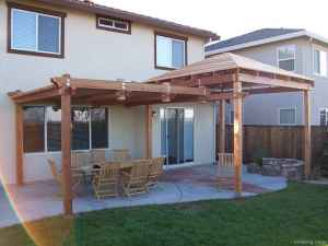 Fabulous Patio Ideas with Pergola 13