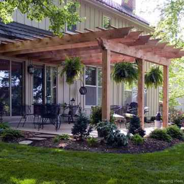 Fabulous Patio Ideas with Pergola 18