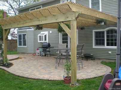 Fabulous Patio Ideas with Pergola 20